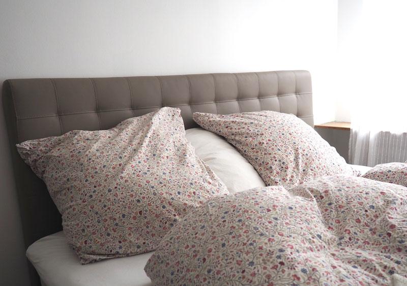ACCESSOIRES // SWEAT DREAMS - NEW BED W/ DORMANDO TOPPER ...