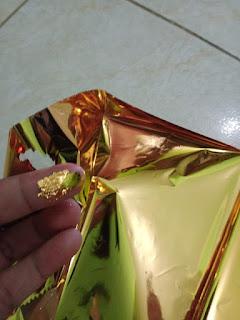 Cat Emas Foil