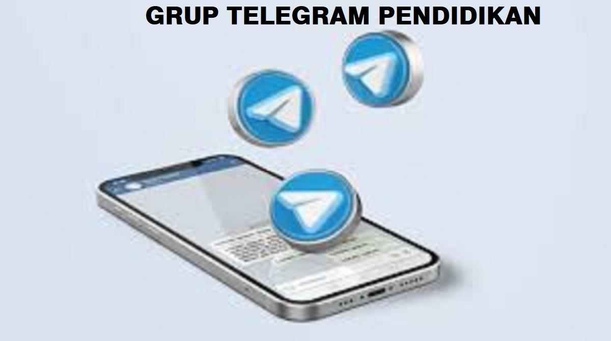 Grup Telegram Pendidikan