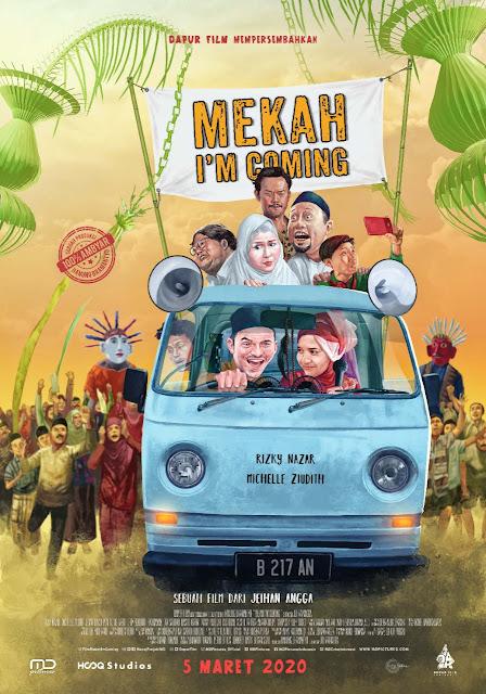 rekomendasi film komedi indonesia - mekah im coming