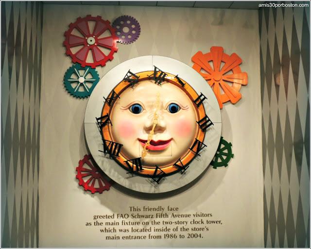 FAO Schwarz: Reloj