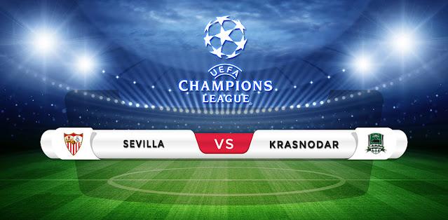 Sevilla vs Krasnodar Prediction & Match Preview