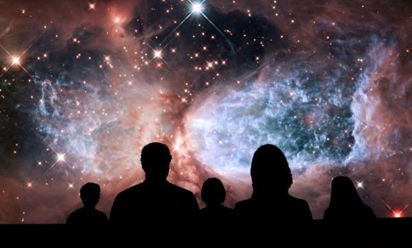 Любовь и центр Вселенной