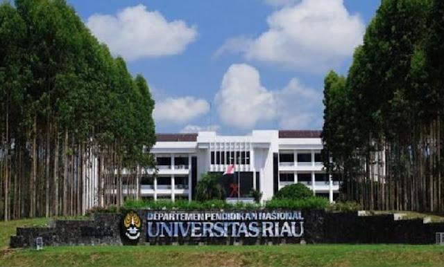 Daftar Akreditasi Program Studi/Jurusan Universitas Riau (UNRI) terbaru 2019