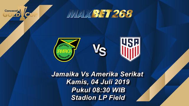 Prediksi Jamaika Vs Amerika Serikat, Kamis 04 Juli 2019 Pukul 08.30 WIB
