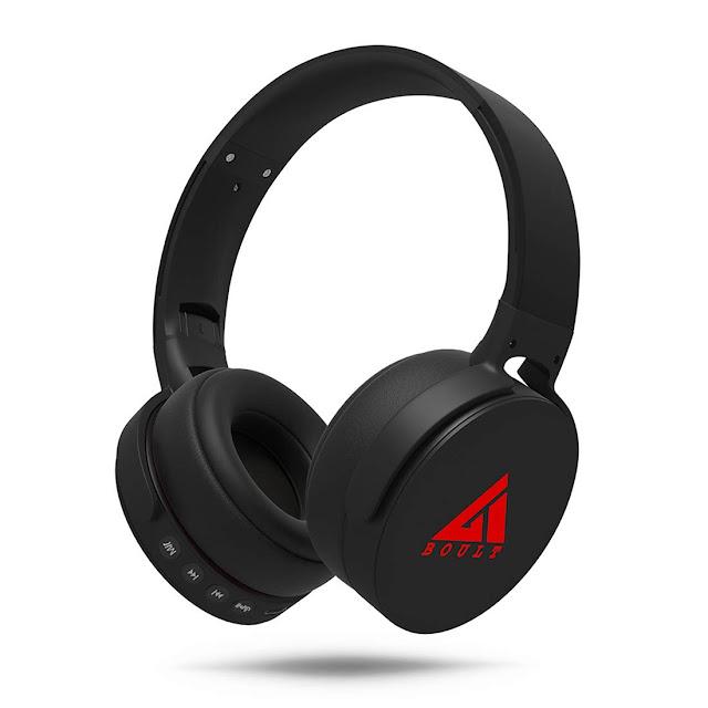Boult Audio ProBass Q Over-Ear Wireless Bluetooth Headphones