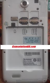 Lenovo A850 MT6582 4.2.2 firmware flash file 10000% tested