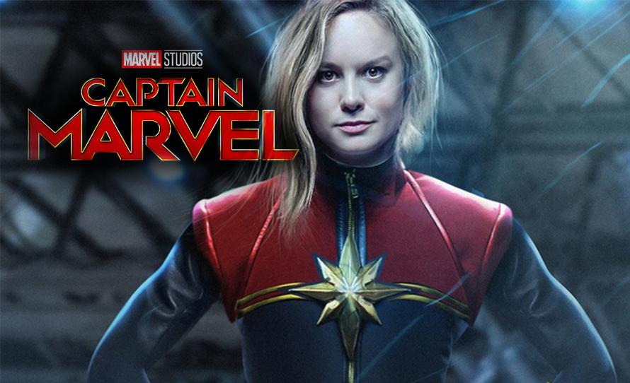 Captain marvel / teaser trailer / release date