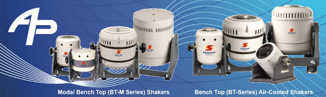 Bench Top Series of Shaker Systems
