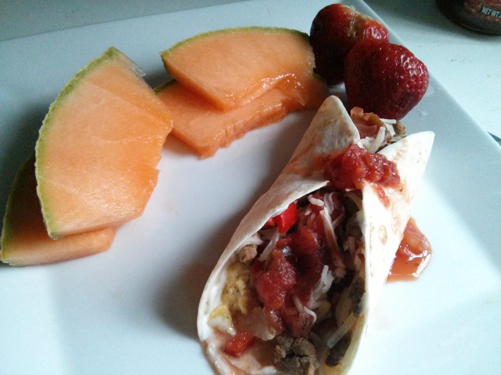 Best Breakfast Burrito In West Valley City Utah Ast Food