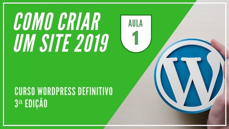 Criar Site Wordpress em 60 minutos Download Grátis