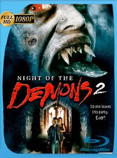 La Noche De Los Demonios 2 [1994] HD [1080p] Latino [GoogleDrive] SilvestreHD