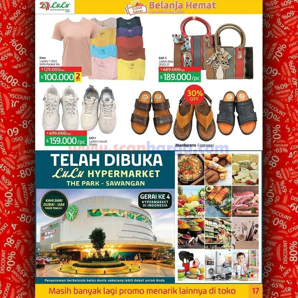 Katalog Promo LULU Supermarket 17 - 30 September 2020 17