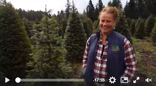 Photo of Shelley Sprouffske - Washington State Christmas Tree Farmer