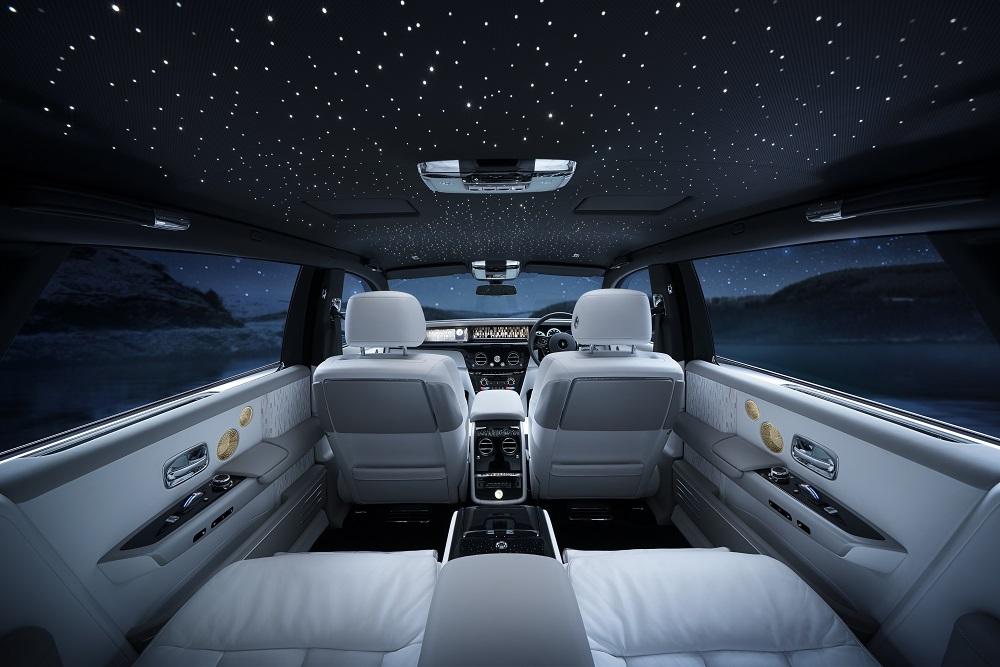 Rolls-Royce phát triển hệ thống thanh lọc môi trường vi mô trong khoang xe