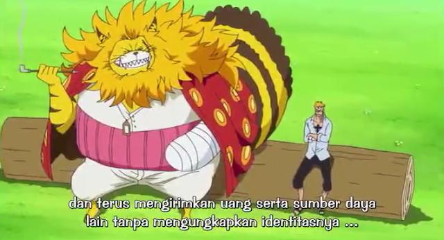 One Piece Episode 890 Subtitle Indonesia