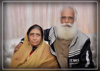 Qaiser Piya Parents