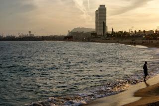 Platges de Barcelona per Teresa Grau Ros