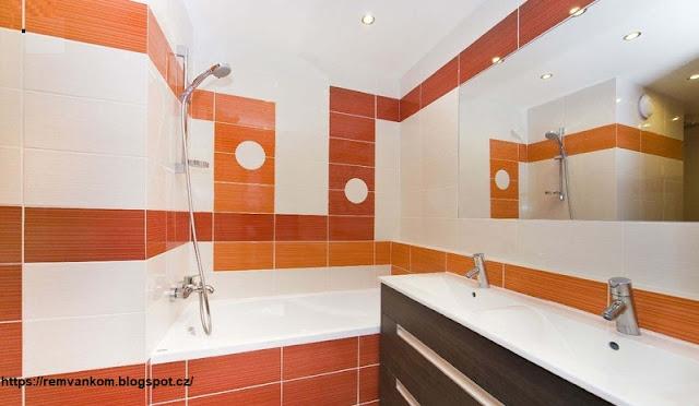 Ремонт четырехкомнатной квартиры с двумя ванными. Детская ванная