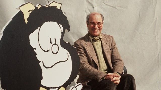 "Muere el ""Padre"" de Mafalda, a sus 88"