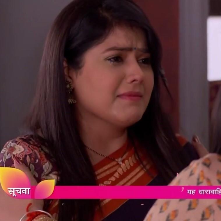 My TV Beauty: Aditi Sharma as Ahna in Kasam