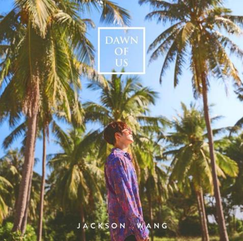 jackson tercer single got7 dawn of us
