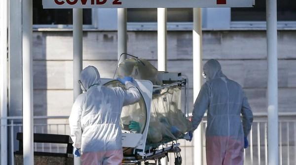 Angka Kematian Akibat Corona di Seluruh Dunia 20.000 Lebih, Terbanyak di Eropa