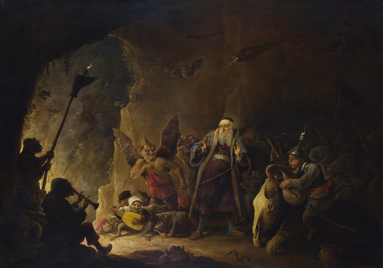 Картинки по запросу rich man being led to hell