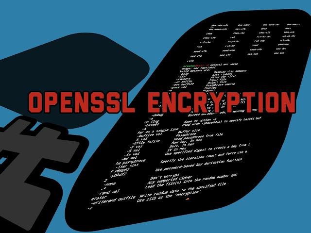 Enkripsi Data Menggunakan Openssl