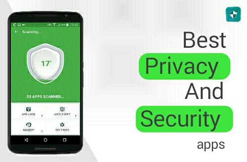 Top 10 Security Apps Android