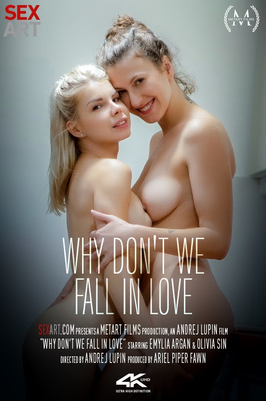 [Sex-Art] Olivia Sin, Emylia Argan - Why We Don't We Fall In LoveReal Street Angels
