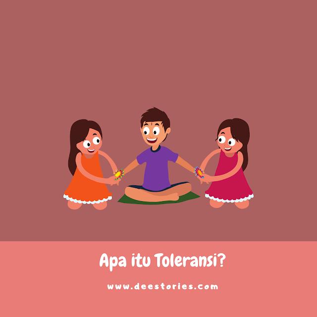 Cara Ajarkan Anak Toleransi