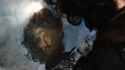 imagen reflejo Cristo agua Scorsese