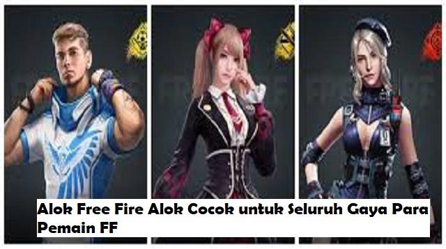 Alok Free Fire