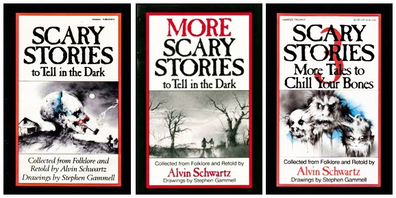 Book ♥ Soulmates: Movie News: Scary Stories To Tell In The Dark