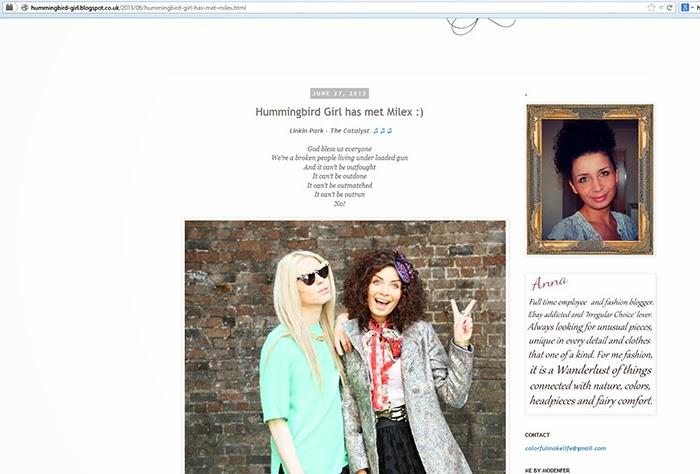 http://hummingbird-girl.blogspot.co.uk/2013/06/hummingbird-girl-has-met-milex.html