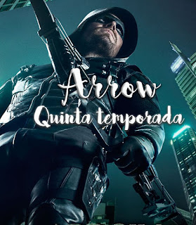 Nuevo trailer de la 5ª temporada de Arrow