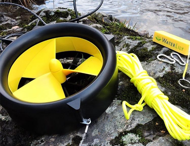 WaterLily Turbine
