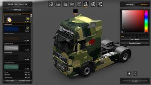 Volvo 2009 Soviet Army Skin