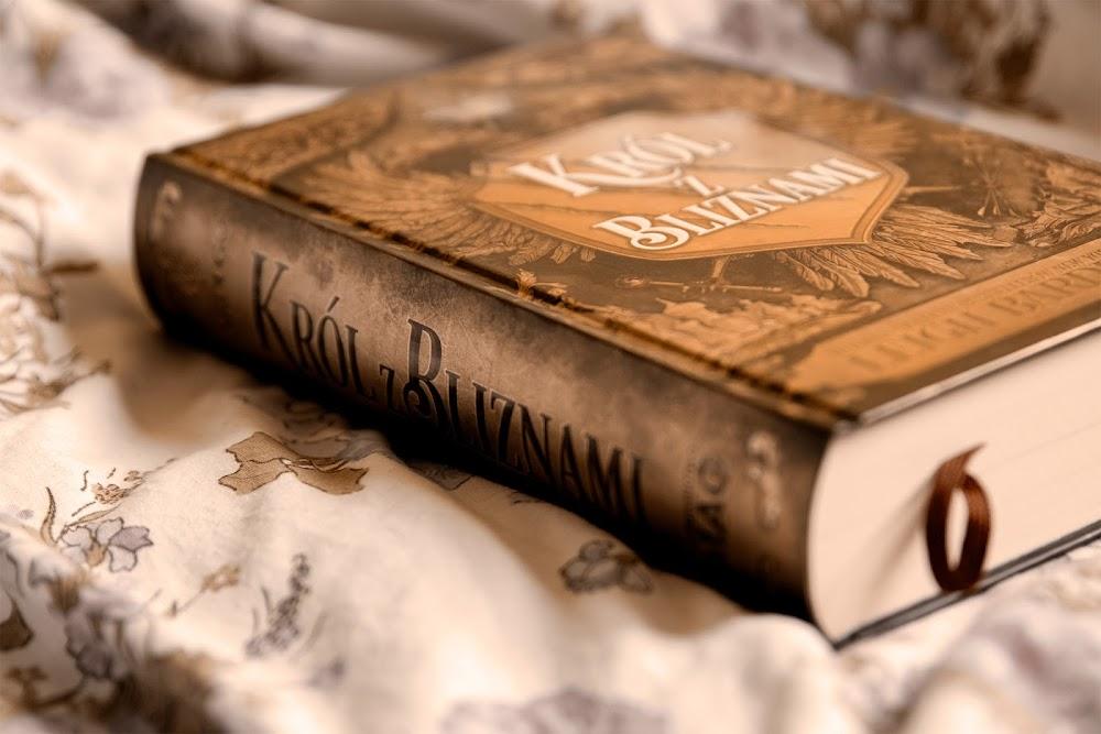 jak czytać książki Bardugo kolejność król z bliznami