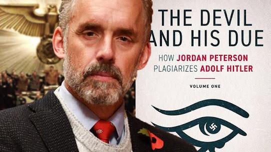 books Jordan Peterson University of Toronto Hitler Nazi plagiarism education psychology