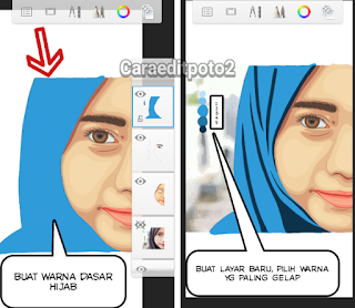 Aplikasi edit foto vector