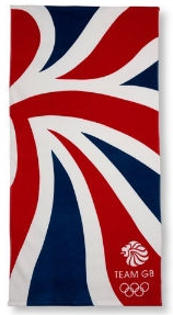 Team GB Beach Towel