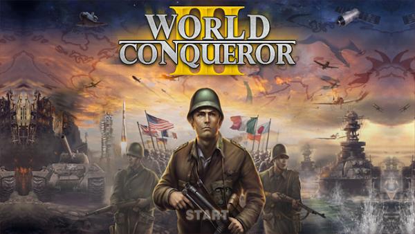 World Conqueror 3 v1.2.14 MOD (Many Medals)