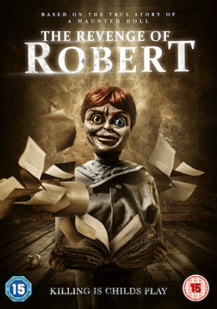 The Revenge Of Robert The Doll 2018 WEBRip 280Mb Hindi Dual Audio 480p