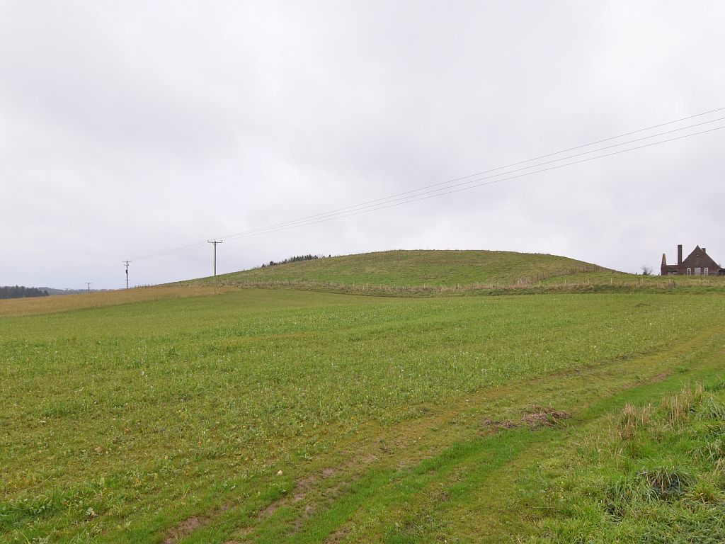 Hill site of the Barnby Howes