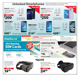 Staples Canada Flyer May 10 to 16