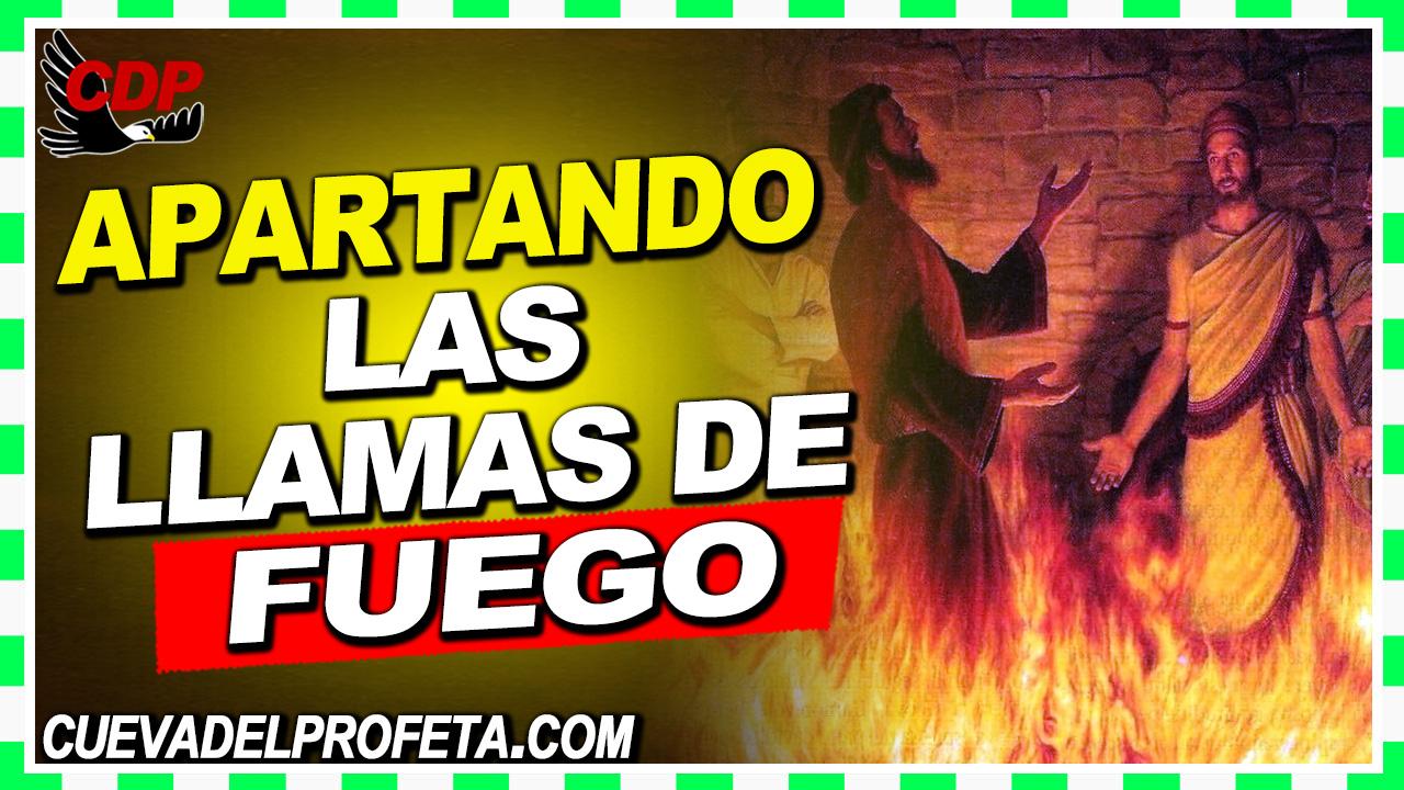 Apartando las llamas de fuego - William Branham en Español