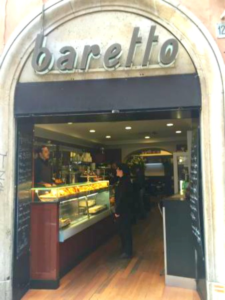 Il Baretto Cafe and Panini Spot