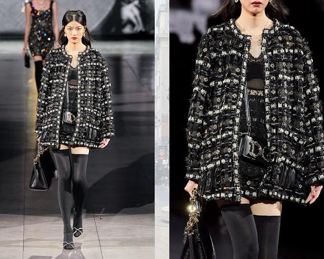 Dolce & Gabbana осень-зима 2020-2021 5